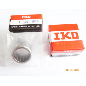 IKO bearing distributors HF1616 One way needle roller bearing HF1616 bearing