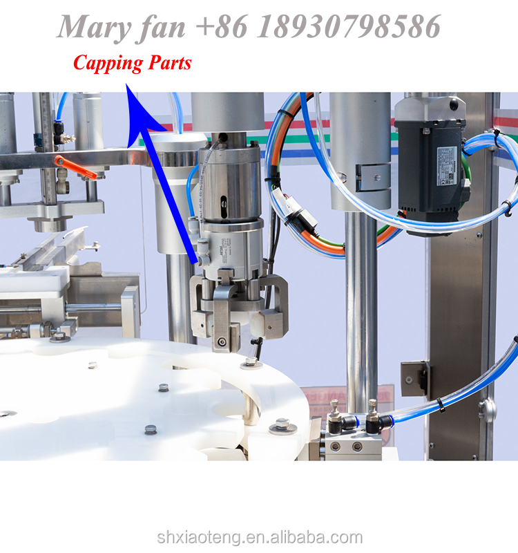 Automatic filling machines manufacturers in  China for creams