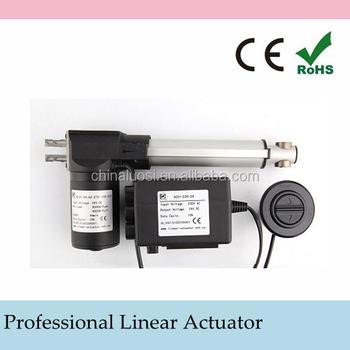 Hospital Bed Motor 12 V Linear Actuator 1000mm