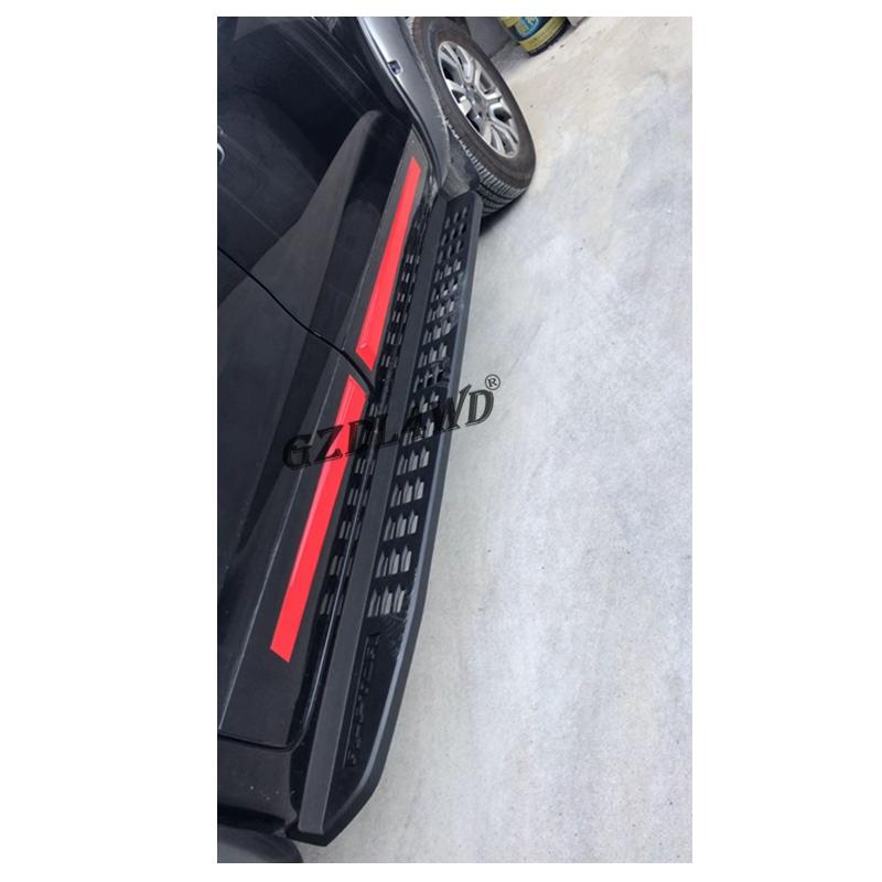4 PCS SET STX RANGER T6 2012-2019 DOOR INSERTS CARBON