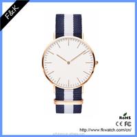 Custom Logo Classic Stainless Steel Elegance Swiss Quartz Watch