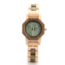 BOBO BIRD Retro Style fashion leisure ladies wrist watch for young girls