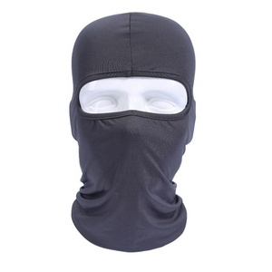colorful breathable Multifunctional face mask Lycra Windproof balaclava Ski CS mask