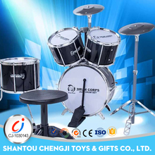 Battery operated muziekinstrument plastic kids jazz drum set <span class=keywords><strong>professionele</strong></span>