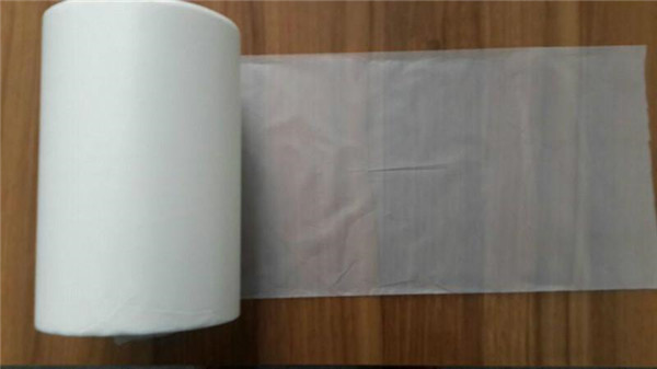 EN13432 BPI OK compost home certified custom biodegradable back-sheet film for sanitary napkin with cheap price