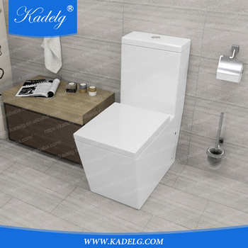 Sanitary Ware Ceramic Bathrooms Commode Toilet WC Reasonable Price