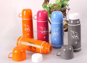 0 25l 250ml Small Vacuum Flask Plastic Coffee Pot China Thermos Factory