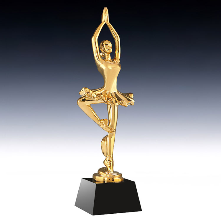 factory wholesale dance crystal award trophy