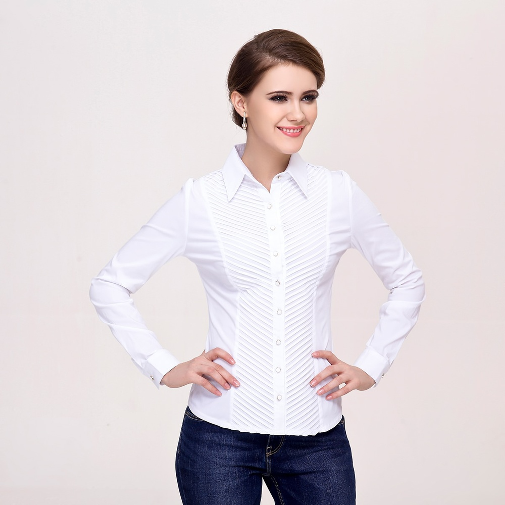 Womens Formal Shirts Blouses