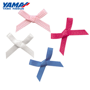 YAMA large stocked garments fashion accessories mini satin grosgrain organza ribbon bows