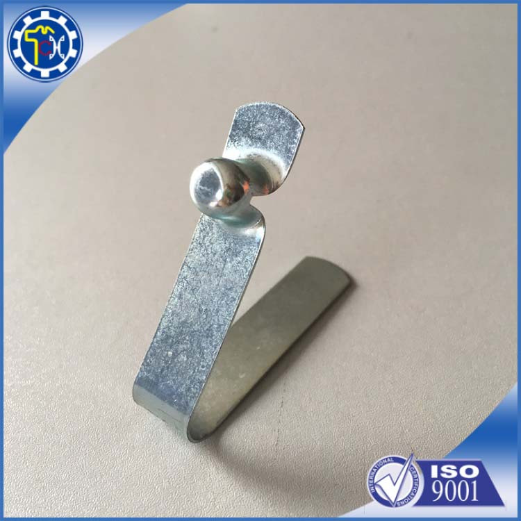High Precision Sheet Metal Spring Clips - Buy Spring Clips ...