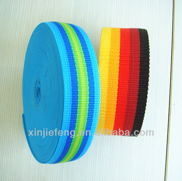 Lawn chair webbing from factory