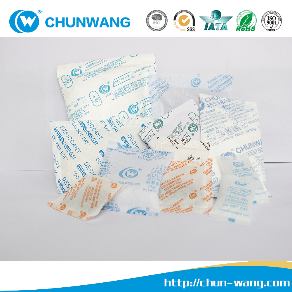 DO NOT EAT little desiccant silica gel bag for moisture eliminate