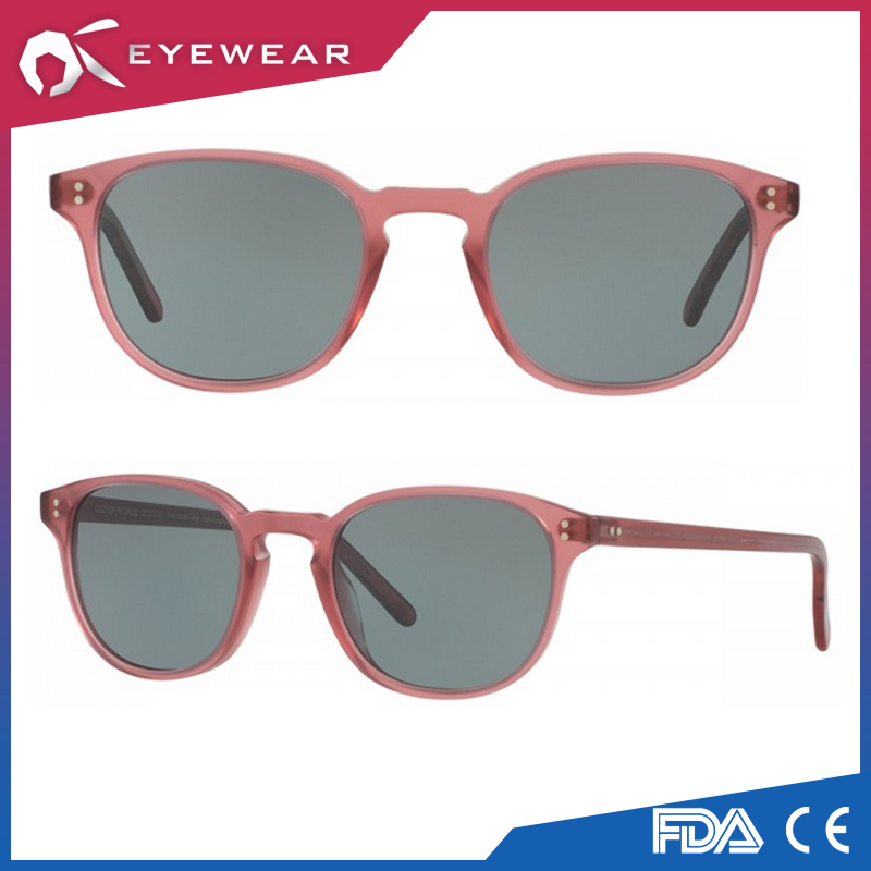 High End Oem Designer Eyewear Ok Brand Cr39 Polarized Women Sunglasses