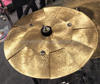 special effect cymbals / chopper cymbals / 8 inch cymbals