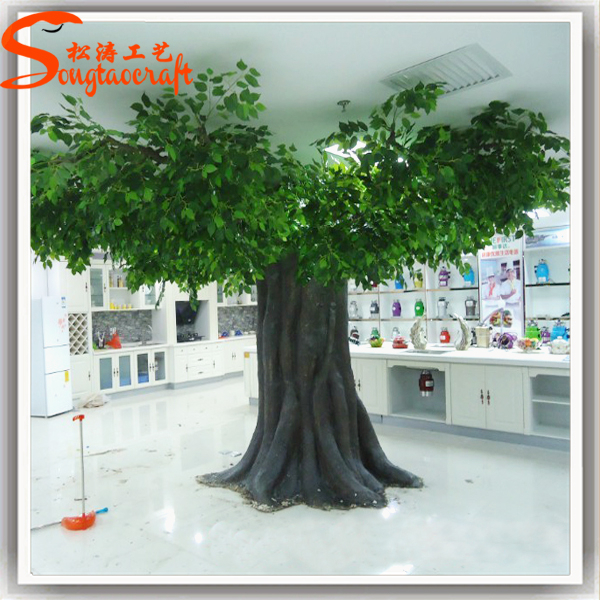 Hot Selling Artificial Banyan Tree For Indoor U0026 Outdoor Decoration Fake  Artificial Ficus Tree