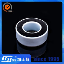 On stock one layer energized spring valve rod seal
