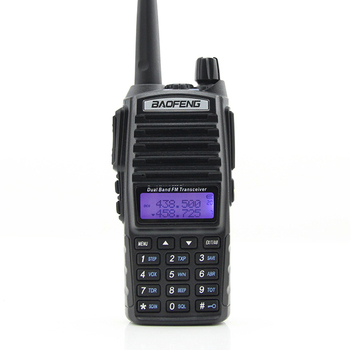 Zastone Baofeng uv 82 dual band vhf&uhf walkie talkie