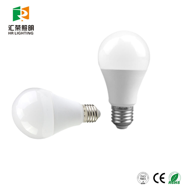 Hot sales LED bulb 9W A60 <strong>E27</strong> with high quality