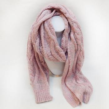 Plain Knitted Ladies Scarf Shawls Knitting Pattern Buy Ladies