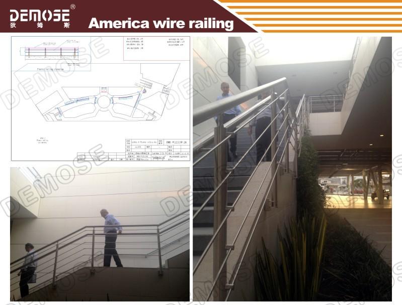 Concrete Steps Stair Railings Cheap Price