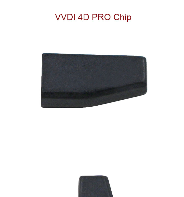 DY120729 4D 4C transponder Chip for XHORSE VVDI Key Tool