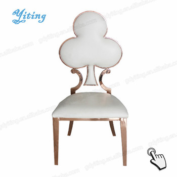 Phenomenal Modern Dedsign White Covers Rose Gold Wedding Dining Chairs For Rentals Buy White Chair Covers Wedding Chair Rentals Modern Dining Chair Product On Theyellowbook Wood Chair Design Ideas Theyellowbookinfo