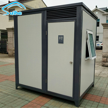 Italian Garden Toilet House,portable Chemical Toilet