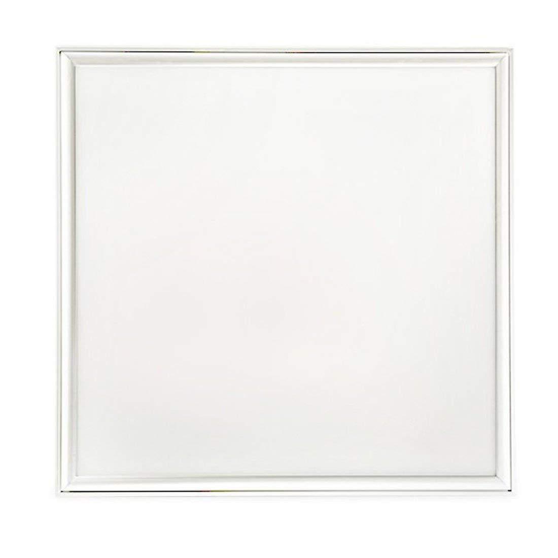 "Eotestra 2x2ft (24""x24"") LED Panel Light 40W Cool White Light (3600LM, 4000~4500K) with Aluminum Frame for Office/ Kitchen/ Hotel/ Supermarket Ceiling Flat Tile Panel Light include Led Driver …"