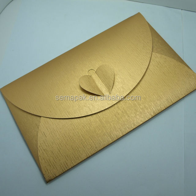 Chinese Premium Customized Printing Paper Cardpaper Wedding – Paper Invitation Cards