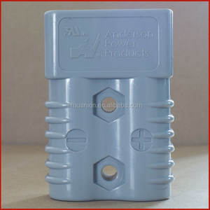 350A 600V Forklift Battery Terminal 2 Pin Battery Connector SB350