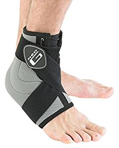 Neo G Medical Grade Rehab Xcelerator Ankle support with embedded silver and aloe vera