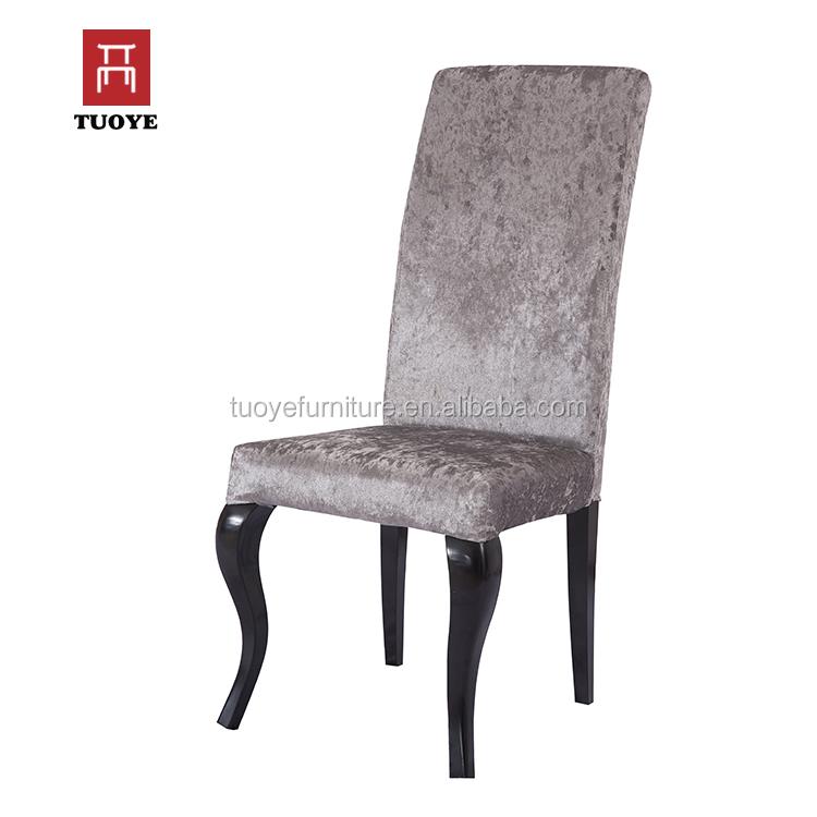 Venta al por mayor silla de cuero marco de madera-Compre online los ...