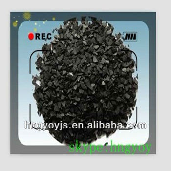6x12 Mesh 60% Ctc Coconut Shell Activated Carbon For Cigarette ...