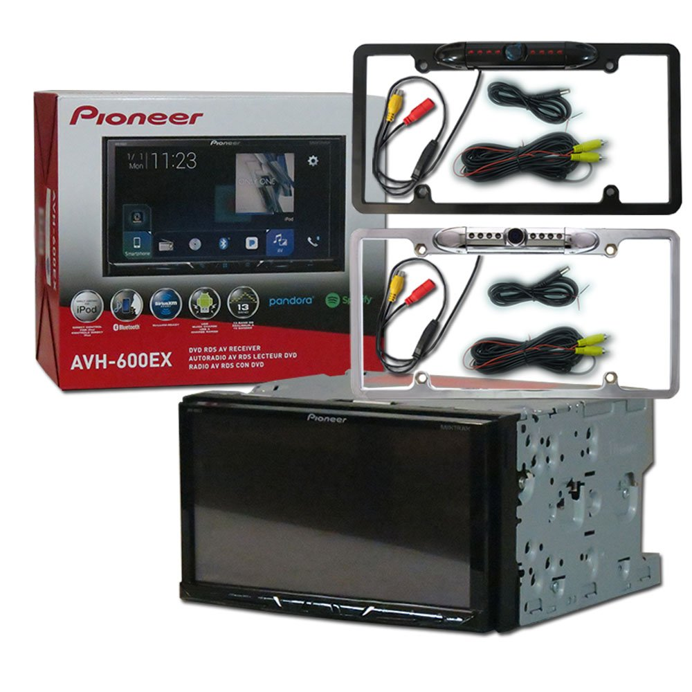 Cheap 1 Din Dvd Player Pioneer Find Deals Avh P3100dvd Bluetooth Get Quotations Double 2din 600ex 7 Touchscreen Car Stereo Mp3 Cd