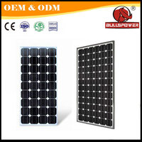 Easy installation solar panel monocrystalline price competitive for sun light