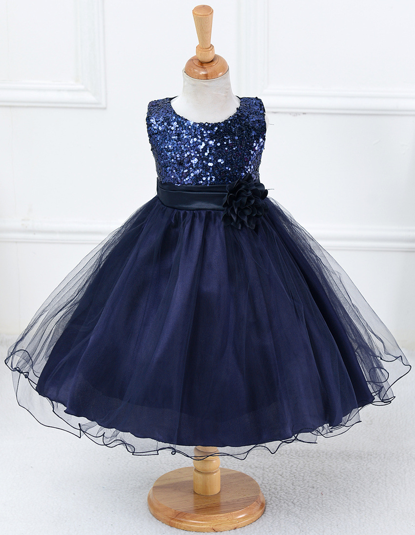 2019 Summer New Hot Design Sleeveless Girls Bubble Dress Sequin Children  Gown Tulle Dress , Buy Girls Bubble Dress,Tulle Dress Kids,Girls Dress Gown
