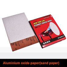 3M/Norton quality stearate coated abrasive sandpaper