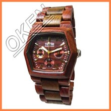 Best Thanksgiving gifts for parents eco high quality wood watch