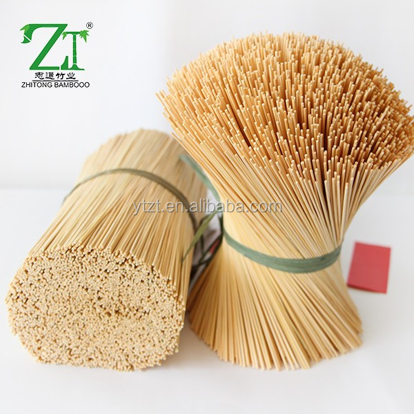 Hot sale Custom personalized agarbatti incense bamboo sticks with cheap price