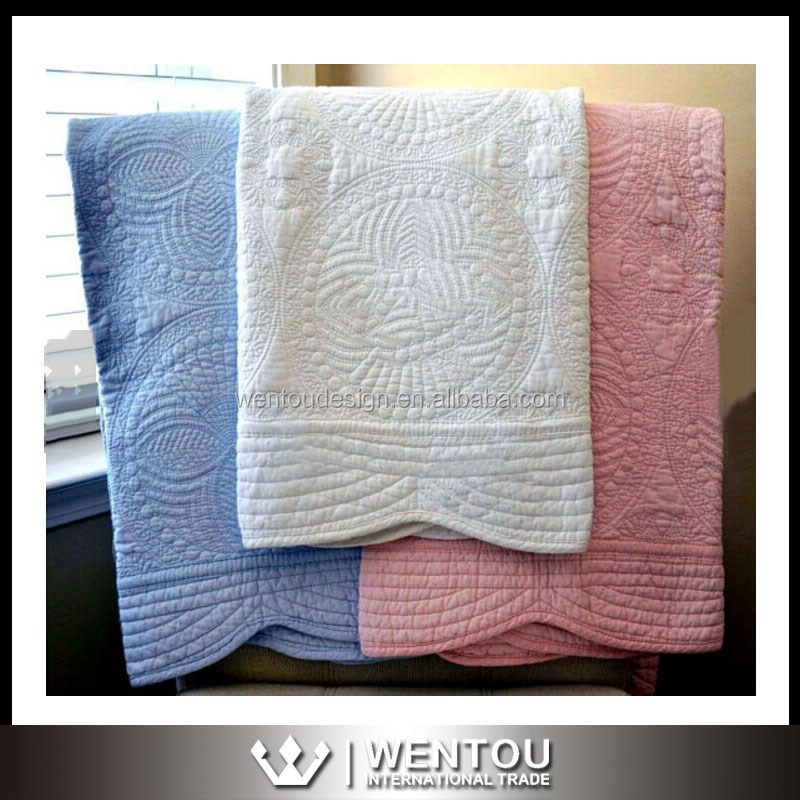 Wholesale Adorable Monogram Baby Quilt Buy Baby Quilt