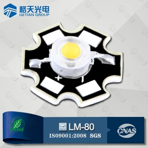 top quality 45mil Brigelux/Epistar chip 1w high power led