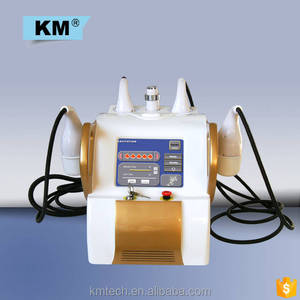 7 treat head high energy RF skin tighten cavitation body slimming with CE/ROHS certificate