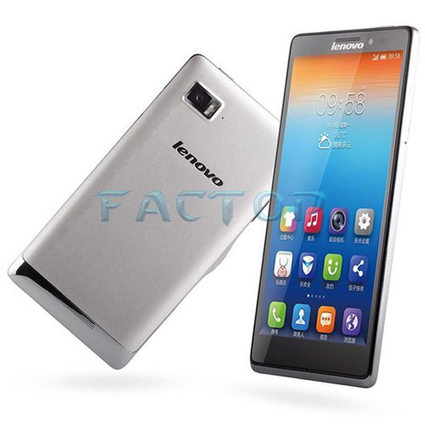 "Quad Core 5.5"" New Android Unlocked Lenovo K910 Smart Phone"
