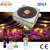 IP65 RGBW Wireless DMX Battery Powered Flat LED Uplights for CLub Bar Lighting