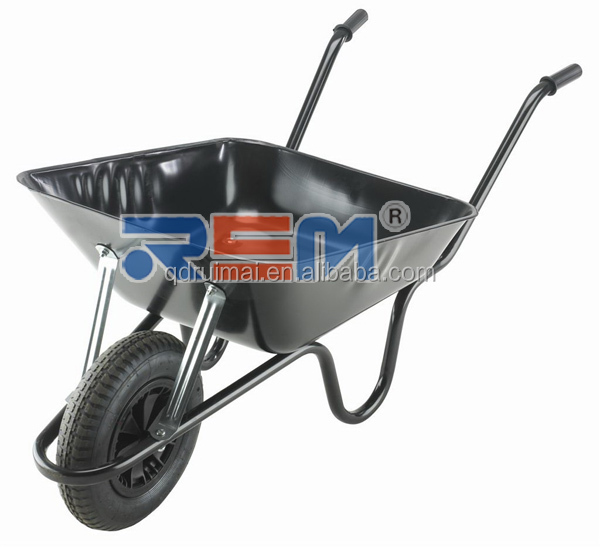 economic and durable wheelbarrow made in China well receive by the user