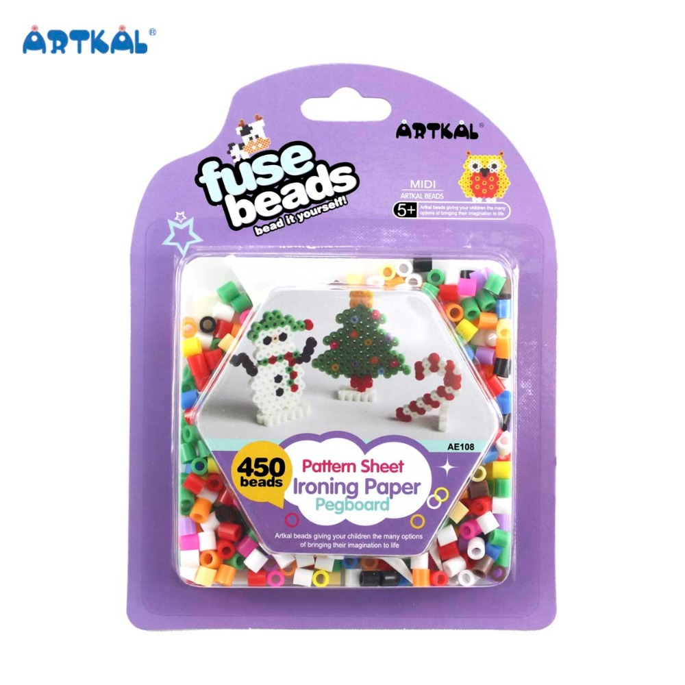 Hot Selling Diy Craft Toys Christmas Gift Items For Hama Beads Buy