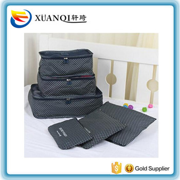 Travel bags luggage, bags, underwear, waterproof secrect pouch for travel suitcase