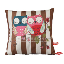 Custom stuff plush items toy square pillow