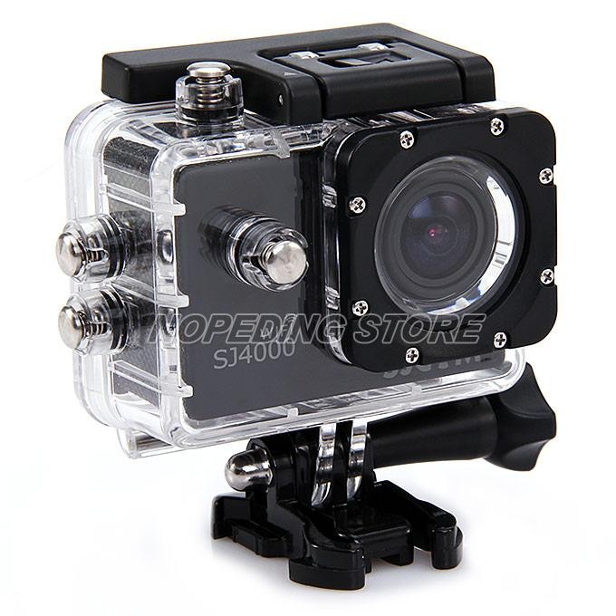 Original SJCAM SJ4000 WIFI Action Camera Diving 30M Waterproof Camera 1080P